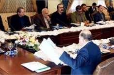 حکومتی پارلیمانی پارٹی کے مشاورتی اجلاس کی اندرونی کہانی سامنے آگئی