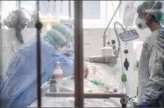 گوجرانوالہ کے 100 فیصد وینٹی لیٹرز مریضوں سے بھر گئے