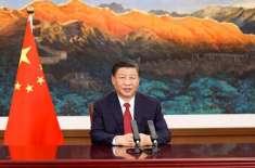 ٹرانسپورٹ کا نظام کسی بھی معیشت کے لئے شریان کی طرح ہوتا ہے ،چینی صدر