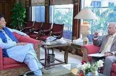 وزیراعظم کے مشیر ڈاکٹر عشرت حسین عہدے سے مستعفی ہو گئے