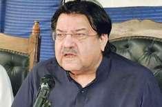 سردارعبدالرحیم کی سابق صدر مملکت ممنون حسین کے انتقال پر تعزیت