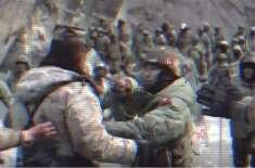 چین کا ایک اور وار، بھارتی فوجیوں کی پٹائی کرنے کی ایک اور ویڈیو جاری