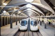 سعودی عرب میں حرمین ٹرین دوبارہ چلنے کی خوش خبری آ گئی