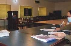 ریجنل پولیس آفیسر کا اردل روم 50 پولیس اہلکاروں ،افسران کے شوکاز کی ..