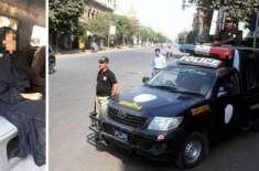 مالکن کے قتل میں ملوث اور گھروں میں وارداتیں کرنے والی ملزمہ ''رانی'' ..