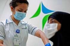 متحدہ عرب امارات کورونا ویکسی نیشن والے ممالک میں پہلے نمبر پر آگیا
