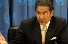 پاکستان، اقوام متحدہ میں افغانستان کا معاشی زوال روکنے کا مطالبہ کرے ..