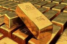 ملک میں سونے کی فی تولہ قیمت میں1600 روپے کا بڑا اضافہ ہوگیا