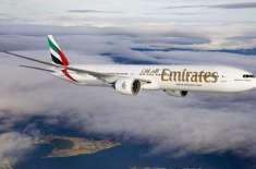 ایمریٹس ایئر لائن کا آئندہ دو ماہ میں A380 جہازوں کے سفری نیٹ ورک کو وسعت ..