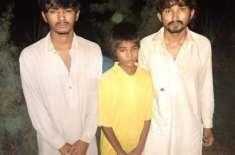 کندھ کوٹ درانی مہر تھانہ کی حدود کچے کے علاقے میں ایس ایس پی امجد احمد ..