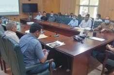 ایڈیشنل ڈپٹی کمشنر جنرل عمر افتخار شیرازی کی زیر صدارت ضلع بھر میں ..