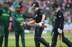 نیوزی لینڈ کا دورہ پاکستان ختم ، شائقین کرکٹ کا مایوسی کا اظہار