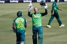 قومی کرکٹ ٹیم کا دورہ جنوبی افریقہ کامیاب رہا ، ون ڈے ا ور ٹی ٹوئنٹی ..
