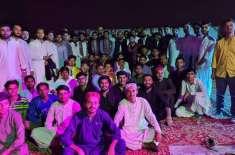 سندھی سنگت نیشنل یونیورسٹی آف ماڈرن لینگویجز اسلام آباد کی جانب سے2021 ..