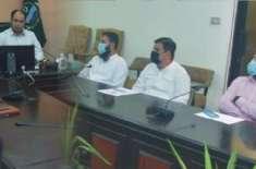 فیصل آباد ڈپٹی کمشنر کی صدارت میں واسا کی کارکردگی پر بریفننگ اجلاس ..