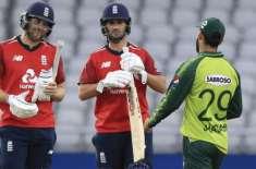 انگلش کرکٹ بورڈ دورہ پاکستان کیلئے کھلاڑیوں کی دستیابی یقینی بنانے ..