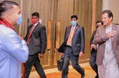 سری لنکن ہائی پرفارمنس سپورٹس کمپلیکس وزیراعظم عمران خان کے نام سے ..