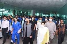 وزیر اعظم عمران خان کی سعودیہ میں قید پاکستانیوں کی رہائی کے لیے کوششیں ..