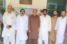 بہاءالدین زکریا یونیورسٹی کی ایفی لیشن ٹیم کی گورنمنٹ کالج جہانیاں ..