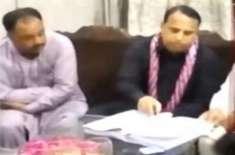 ساہیوال میں 15 شادیاں کرنے والے فراڈیے کا بیٹا گرفتار، ملزم کے تہلکہ ..