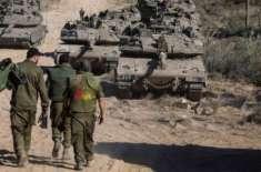 غزہ پرجنگ مسلط کرنے کا کوئی منصوبہ زیرغور نہیں، اسرائیلی وزیر