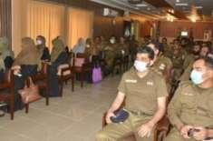 حافظ آباد ڈی پی او آفس حافظ آباد میں تفتیش کو نئی جہتوں پر استوار کرنے ..