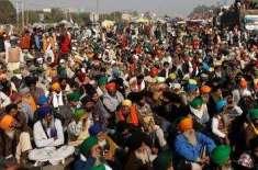 کسانوں کا ایک بار پھر دہلی کی طرف بڑا مارچ شروع، مودی کی نیندیں حرام