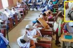 1100 میں سے 1100 نمبر، طالبہ نے میٹرک میں ریکارڈ قائم کر دیا