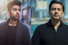 معروف گلوکار سجاد علی کے بیٹے خوبی علی کا پہلا گانا ریلیز