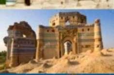 سب تحصیل اوچ شریف میں عالمی ثقافتی ورثہ مقبرہ بی بی جیوندی، بہاول حلیم ..