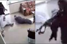 رحیم یار خان میں 9 افراد کے قتل کی سی سی ٹی وی فوٹیج سامنے آگئی