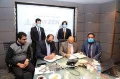 پنجاب میں ڈیجیٹل ادائیگیوں کا سسٹم Payzen لانچ کرنے کیلئے پی آئی ٹی بی ..
