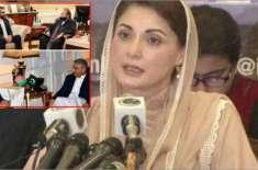 نوازشریف کی افغان رہنماؤں سے ملاقات پر تنقید، مریم نواز نے آرمی چیف ..