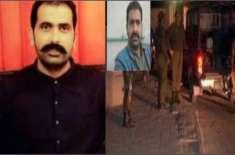 فیصل آباد میں پولیس گردی کا واقعہ ، سی پی او سہیل احمد نے انکوائری کمیٹی ..