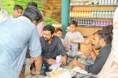 محکمہ زراعت کہروڑپکا کے آفیسر مہر راشد کا حکومتی نرخ سے زائد ریٹ پر ..