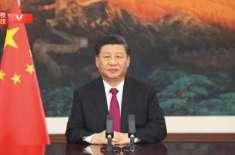 انسانیت خطرے میں ہے،چین ایک قدم آگے بڑھ کر اپنا فریضہ انجام دے گا