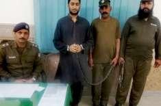 راولپنڈی، ایم ایس سی کی طالبہ کے اغواء اور زیادتی کے مقدمہ میں ملوث ..