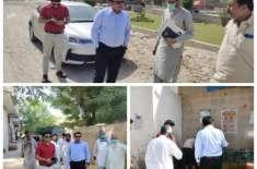 بہاول پور میں میں غیر قانونی تعمیرات کے خلاف آپریشن جاری رہے گا ڈپٹی ..