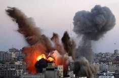 فلسطینیوں کے قتل عام پر احتجاج کا سلسلہ دنیا بھر میں پھیل گیا