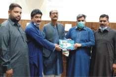 زرعی یونیورسٹی فیصل آباد کے تمام فیکلٹی ممبرز انتظامی سٹاف اور جملہ ..