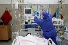 کورونا وبا میں مسلسل کمی؛ فعال مریضوں کی تعداد 25 ہزار سے بھی کم رہ گئی