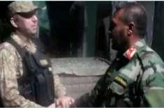 پاک فوج کی مہمان نوازی کبھی نہیں بھول سکتے، افغان کمانڈر
