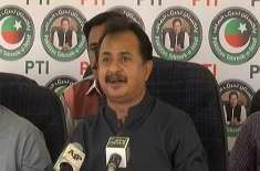 سندھ میں جنگل کا قانون چل رہا ہے۔ بہت جلد سندھ میں گورنر راج نہیں بلکہ ..