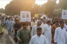 حکومت کے لیے ایک اور مشکل،آل پاکستان انجمن تاجران کا فیض آباد میں دھرنے ..