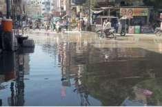 سکھر میں نکاسی آب کی ابتر صورتحال پر بلدیہ اعلی نے اس صورتحال کی زمہ ..