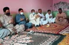 ایم کیو ایم نے ہمیشہ لاشوں پر سیاست کی ہے۔  صوبائی وزیرجام اکرام اللہ ..
