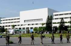 پارلیمانی کمیٹی برائے قومی سلامتی کا اجلاس طلب ڈی جی آئی ایس آئی بریفینگ ..