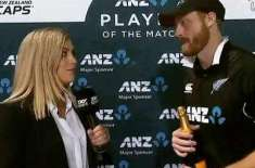 Kiwi cricketer Martin Guptill's wife sent threatening email: Fawad Chaudhry On August 24, 2021, Guptill's wife was told ..
