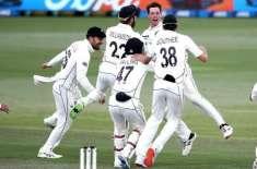 پاکستان کیخلاف پہلے ون ڈے میچ سے قبل نیوزی لینڈ کی ٹیم کو بڑا دھچکا