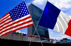 اقوام متحدہ کا اجلاس،امریکا، فرانس کے درمیان کشیدگی کے باعث سائے منڈلانے ..